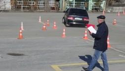 В Екатеринбурге выбрали лучших водителей среди студентов